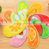 Wholesale fruit smell reusable cool warm gel soft made in chinareusable cooling spa cool massage ice cover eye mask