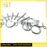 New Fashion Clasp for Stainless Steel Jewelry DIY Bracelets Necklaces(AC-007)