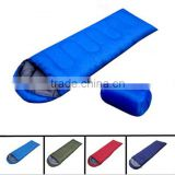 Adult Sleeping Bag Thermal Autumn Winter Envelope Hooded Outdoor Travel Camping Water Resistant Thick Sleeping Bag