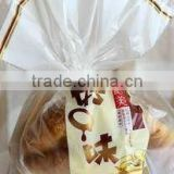 bakery bread plastic bag