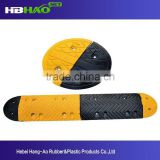 Hang-Ao company is manufacturer and supplier of traffic barrier speed bump rubber speed bump and hump