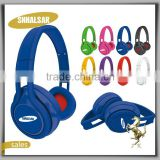 SNHALSAR S818 colorful stereo bass children wired headphones consumer electronics headsets