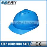 CE EN 397 approved abs material helmet for construction workers