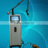 Skin Care Multifunction Strong Gun Co2 Ultra Pulse Fractional Laser Equipment For Sale Wart Removal 590-1200nm