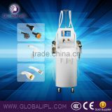 Globalipl wrinkle removal around eyes superior treatment results tri-polar rf slimming machine