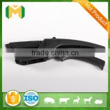 veterinary ear tag piler,ear tag plier applicator puncher,animal stainless steel ear tag piler