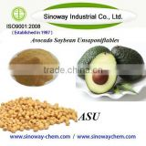 Hotsale Avocado Soybean Unsaponifiables/ASU 10%, 15%, 35%, 50% (cas no.84695-98-7)