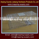 LB 2016 Best Selling Traps Low-Carbon Iron Wire Material and Welded Mesh Type Wire Cage Trap