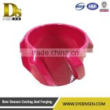 Centralizer for oil drilling equipment