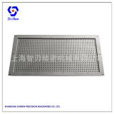 Nonstandard Printing Machine Panel 6061 Aluminium CNC Machined Precision Parts Surface Anode