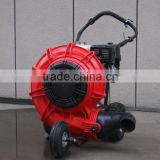 15HP petrol engine 200mph velocity leaf blower with 5inch discharge YONGKANG DORIGHT INDUSTRY & TRADE CO.,LTD