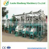 30TPD complete processing line wheat flour milling machine manufacturer
