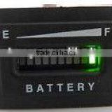 rectangular battery indicator