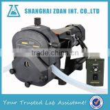 OEM peristaltic pump with large flow rate easy load pump head