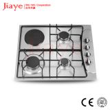 Jiaye Group Wholesale factory price new design built in gas cooker hob with CE JY-ES4007