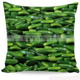 REACH audited clothing factory 100%polyester christmas pillow