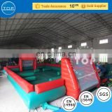 TOP football playing field inflatable
