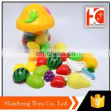 import educational toy funny game cutting fruit toy kids play kitchen for sale