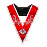 Masonic Collars, Masonic Regalia Collars, masonic bags and collar, Masonic Apron, Collar, Cuff, Regalia