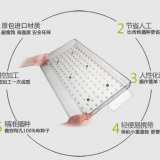float tray seeder for small seeds for 50,72,105,128,200 Cells seed tray