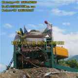 Heavy Duty  Mini Suction Dredge Gold Dredging Equipment Industrial