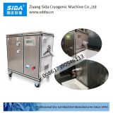 Sida Kbm-18 full automatic mini dry ice maker for making 3mm 14mm dry ice bullets