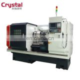 New flat bed alloy wheel repair machine/ rim repair cnc lathe with specific digital optimization software AWR32H