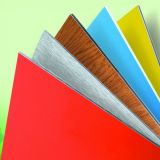 Exterior Or Interior Wall Aluminum Core Composite Panel Alucobond Corrugated Core Sandwich Panels 2mm To 5mm