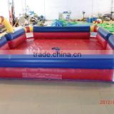 Brand new inflatable table snooker/inflatable billiard table field