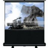 "60"" 4:3 Portable pull floor up screen"