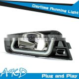 AKD Car Styling Chevrolet Cruze DRL 2009-2014 Cruze Led DRL New Cruze LED Daytime Running Light Good Quality LED Fog lamp