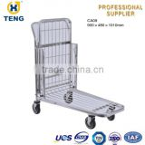 Supermarket cargo trolley for tally use CA09