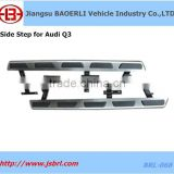 Car accessories running board for audi Q3