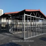 Retractable Roof system Aluminum Truss Roof System