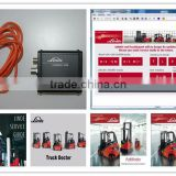 Linde Newest Full Set Truck Diagnostic Tool USB CanBox 3903605141 and Doctor cable (With software/Without laptop)