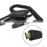 5V 1A car charger with Micro usb for IWL220 POS machine
