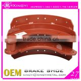 Heavy duty chinese truck parts/High quality chinese truck parts/chinese truck parts(brake shoe)