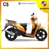 ZNEN MOTOR -C5 2016 big tire gasoline scooter patent design with EEC,EPA and DOT certification popular sell in European 16' tire