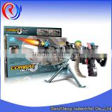 Hight quality plastic B/O guns toy