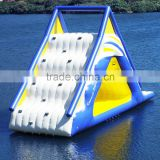 Summer most popular inflatable water slide for kids and adults / giant inflatable water slide for sale