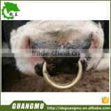 Plastic Calf Weaning Nose Rings stainless steel professional quality bull nose rings made in China