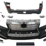 LC200 Body kit for Land Cruiser PP material with manufacturer price