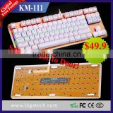 OEM Factory direct backlight gaming mechanical keyboard