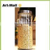 glass water bottle100 heat-resistant glass jars and lids