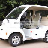 passenger resort car 2 seats , electric shuttle car resort bus electric 2 seats mini popular