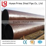 wholesale factory price LSAW concrete culvert schedule 120 steel pipe