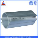 Customized CNC Machining Aluminium Tube for Industrial Fittings