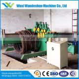 WUXI wandeshun DL 1000 Inverted Single Drum/Block IVD type Vertical Wire drawing machine