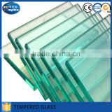 China factory tempered float glass production line