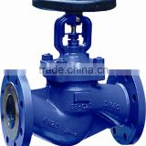 300lb flanged end connection forged steel globe valve factory